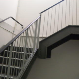 Staircase & balustrade